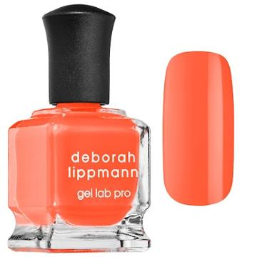 Deborah Lippmann Gel Lab Pro Nail Polish Hot Child In The City 0.50 Oz/ 15 Ml