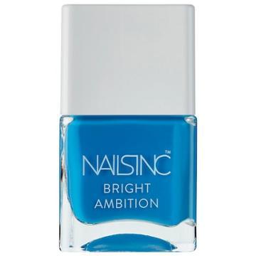 Nails Inc. Bright Ambition Nail Polish Collection Not Invited 0.47 Oz/ 14 Ml