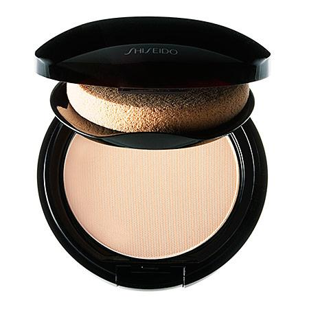 Shiseido The Makeup Powdery Foundation I20 Natural Light Ivory 0.38 Oz