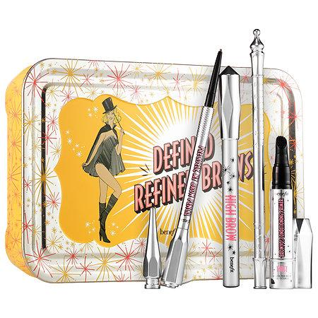 Benefit Cosmetics Defined & Refined Brow Kit 02 Light