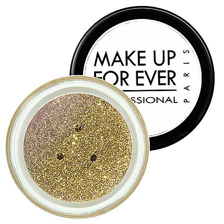 Make Up For Ever Glitters Gold 1