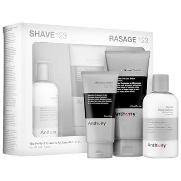 Anthony Shave 123 Kit