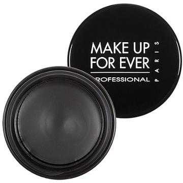Make Up For Ever Aqua Black Waterproof Cream Eye Shadow Aqua Black Waterproof Cream Eye Shadow 0.24 Oz