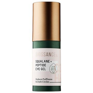 Biossance Squalane + Peptide Eye Gel 0.5 Oz/ 15 Ml