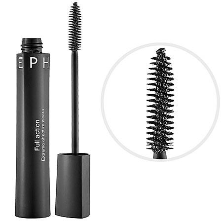 Sephora Collection Full Action Extreme Effect Mascara 01 Black