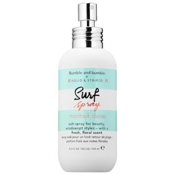 Bumble And Bumble Solid & Striped Surf Spray Montauk Dunes 4.2 Oz/ 125 Ml