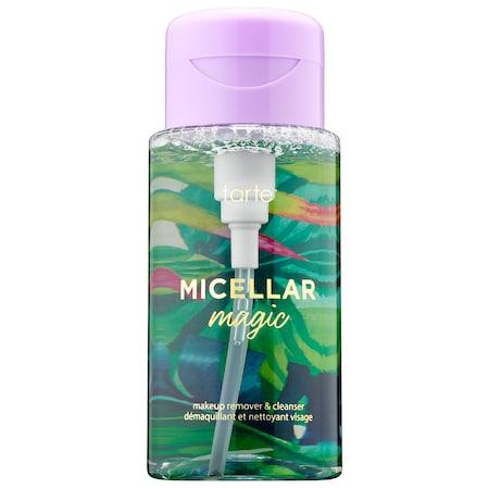 Tarte Micellar Magic Makeup Remover & Cleanser 6.4 Oz/ 190 Ml