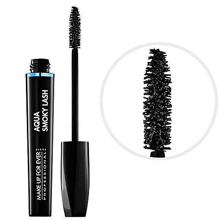 Make Up For Ever Aqua Smoky Lash Extra Black