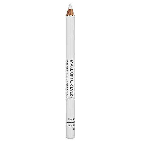 Make Up For Ever Kohl Pencil Matte White 2k 0.04 Oz