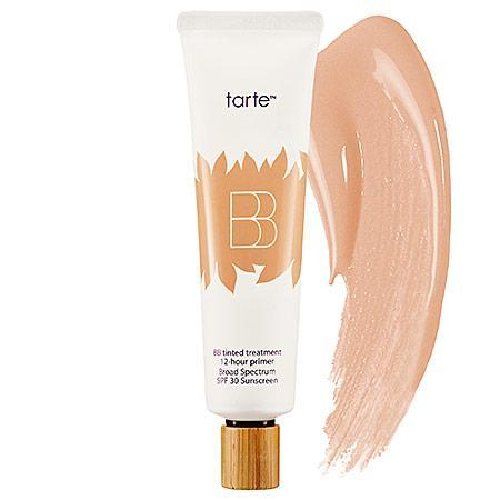 Tarte Bb Tinted Treatment 12-hour Primer Broad Spectrum Spf 30 Sunscreen Medium 1 Oz