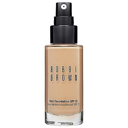 Bobbi Brown Skin Foundation Spf 15 Natural 4 1 Oz