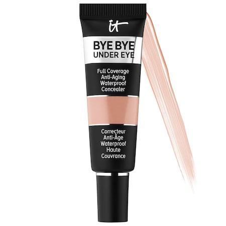It Cosmetics Bye Bye Under Eye Full Coverage Anti-aging Waterproof Concealer 14.5 Light Buff 0.40 Oz/ 12 Ml