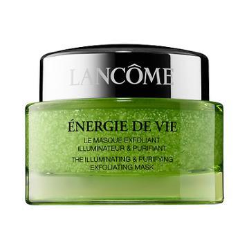 Lancome Energie De Vie The Illuminating & Purifying Exfoliating Mask 2.6 Oz/ 75 Ml