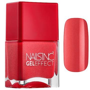Nails Inc. Gel Effect Nail Polish St James 0.47 Oz/ 14 Ml