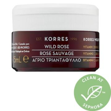 Korres Wild Rose Vitamin C Brightening Eye Cream 0.51 Oz/ 15 Ml