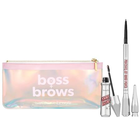 Benefit Cosmetics Boss Brows, Baby! Brow Duo Set Shade 3