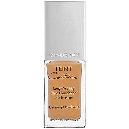 Givenchy Teint Couture Long-wearing Fluid Foundation Broad Spectrum Spf 20 Elegant Gold 6 0.8 Oz