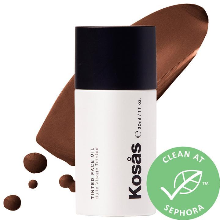 Kosas Tinted Face Oil Foundation Tone 9.5 1.0 Oz/ 30 Ml