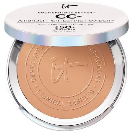It Cosmetics Your Skin But Better™ Cc+ Airbrush Perfecting Powder™ With Spf 50+ Rich