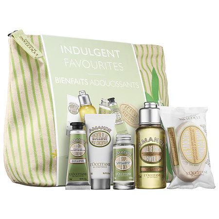 L'occitane Indulgent Favorites - Almond Discovery Kit