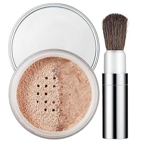 Clinique Blended Face Powder And Brush Transparency 4 Plus