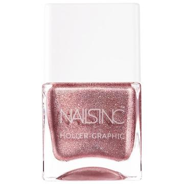 Nails Inc. Holler-graphic Nail Polish Collection Cosmic Cutie