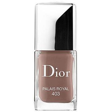 Dior Dior Vernis Gel Shine And Long Wear Nail Lacquer Palais Royal 403 0.33 Oz
