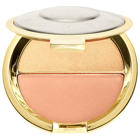 Becca Becca X Jaclyn Hill Champagne Collection 0.13 Oz/ 0.15 Oz Champagne Splits Shimmering Skin Perfector(r) Mineral Blush Duo
