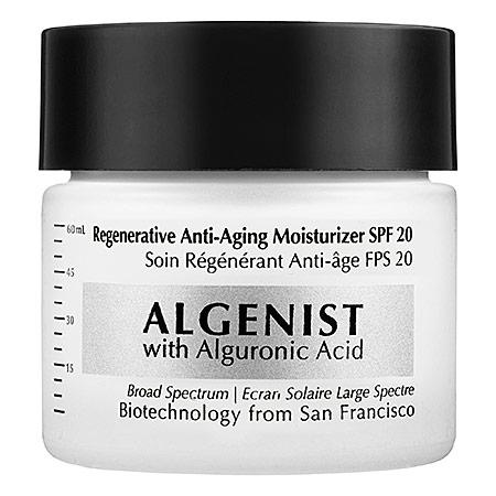 Algenist Regenerative Anti-aging Moisturizer Spf 20 2 Oz