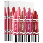 Clinique Clinique Crayola™ Chubby Stick™ Crayon Box In 4 Brilliant Colors 4 X 0.04 Oz/ 1.2 G