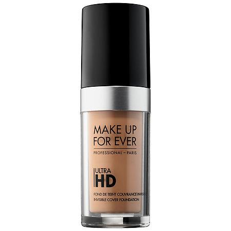 Make Up For Ever Ultra Hd Invisible Cover Foundation 135 = R300 1.01 Oz