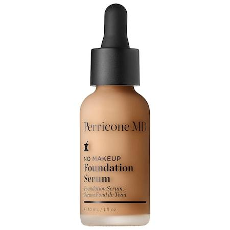 Perricone Md No Makeup Foundation Serum Broad Spectrum Spf 25 Nude 1 Oz/ 30 Ml