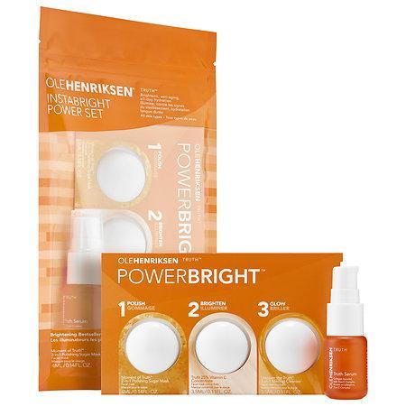 Olehenriksen Instabright Power Set