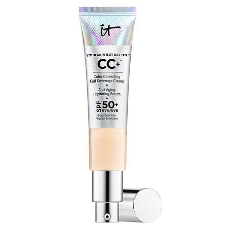 It Cosmetics Your Skin But Better™ Cc+™ Cream With Spf 50+ Fair 1.08 Oz/ 32 Ml