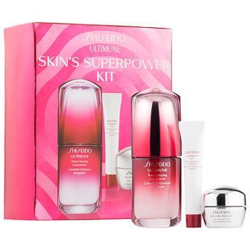 Shiseido Ultimune Skin's Superpower Kit
