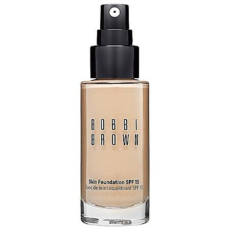 Bobbi Brown Skin Foundation Spf 15 Beige 3 1 Oz