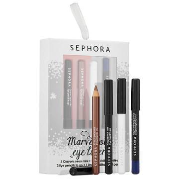 Sephora Collection Marvellous Eyeliners 3 X 0.025 Oz