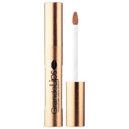 Grande Cosmetics Hydraplump Semi-matte Liquid Lipstick Honey Ginger 0.084 Oz/ 2.50 Ml