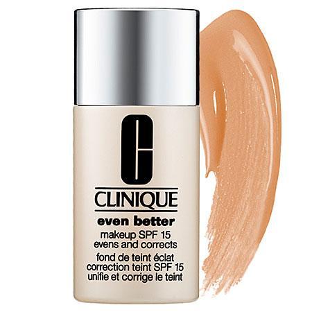 Clinique Even Better Makeup Spf 15 Latte