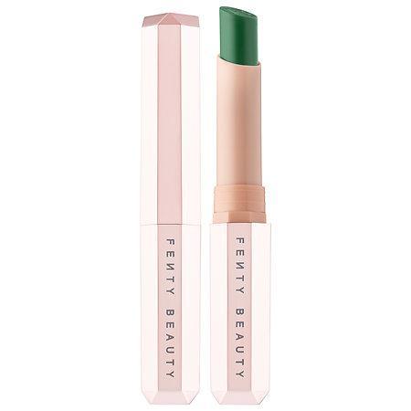 Fenty Beauty By Rihanna Mattemoiselle Plush Matte Lipstick Midnight Wasabi 0.06 Oz/ 1.7 G