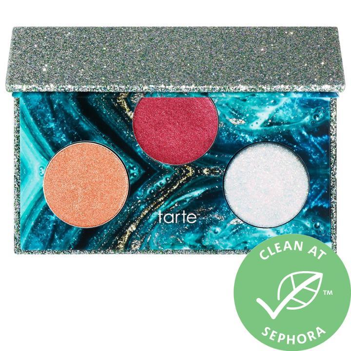 Tarte Finger Foil Paint Palette - Sea Collection Milky Way