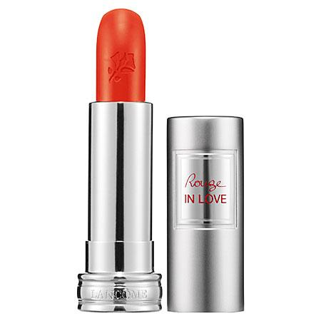 Lancome Rouge In Love Lipcolor 146b Miss Coquelicot 0.12 Oz