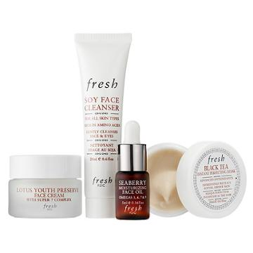 Fresh Skincare Superstars