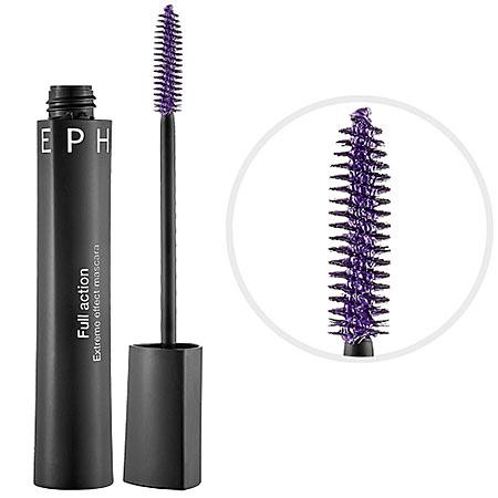 Sephora Collection Full Action Extreme Effect Mascara 05 Purple