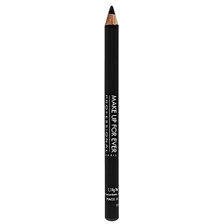 Make Up For Ever Kohl Pencil Black 1k 0.04 Oz