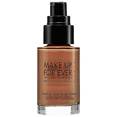 Make Up For Ever Liquid Lift Foundation 16 Coffee 1.01 Oz