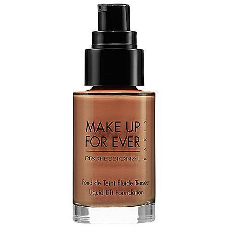 Make Up For Ever Liquid Lift Foundation 16 Coffee 1.01 Oz
