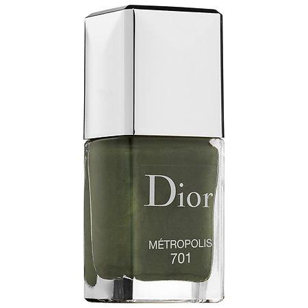 Dior Dior Vernis Gel Shine And Long Wear Nail Lacquer Metropolis 701 0.33 Oz