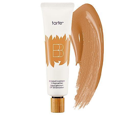 Tarte Bb Tinted Treatment 12-hour Primer Broad Spectrum Spf 30 Sunscreen Medium-tan 1.0 Oz