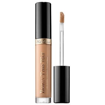 Too Faced Born This Way Naturally Radiant Concealer Light Nude 0.23 Oz/ 6.8 Ml